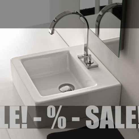 Loft | LO40 | Handwaschbecken | 40x38,5cm