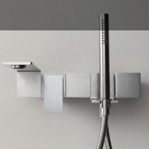 Treemme einhebel badewannenarmatur 5mm design oco studio for Badewannenarmatur unterputz