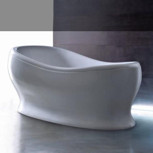 Badewanne Egg | weiß