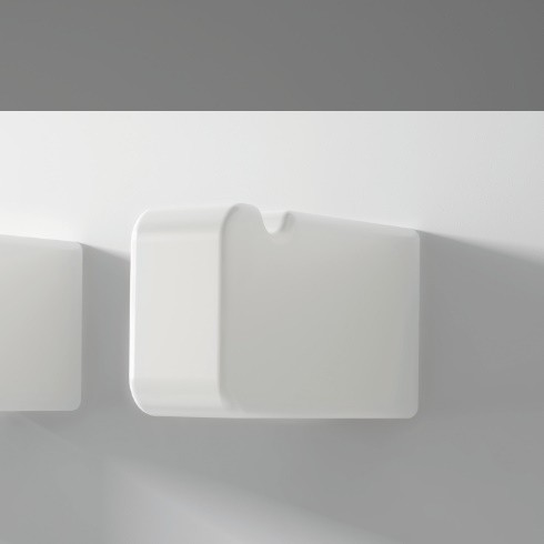 Wandhaken Piano | Keramik