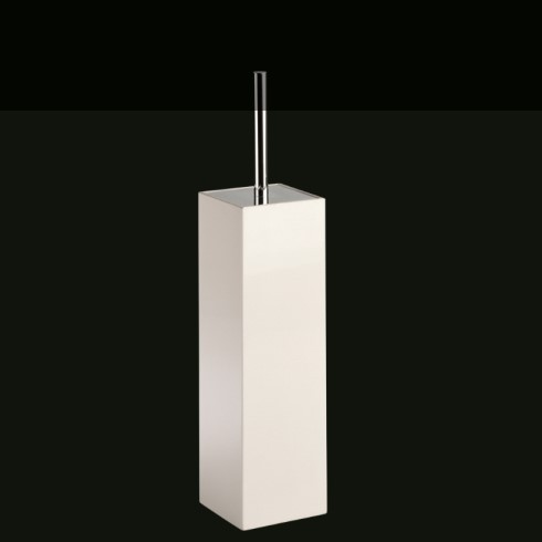 WC-Bürstenhalter Young | Keramik, chrom