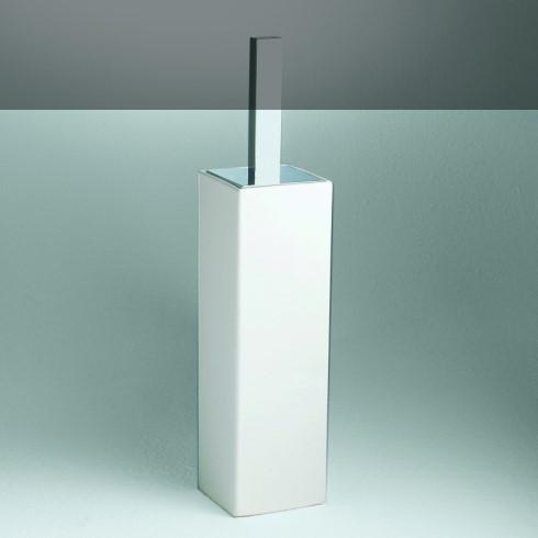 WC-Bürstenhalter Linea | Keramik, chrom