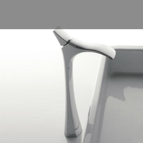 Treemme | Einhebelmischer | Serie Hedo | hohe Ausführung | chrom
