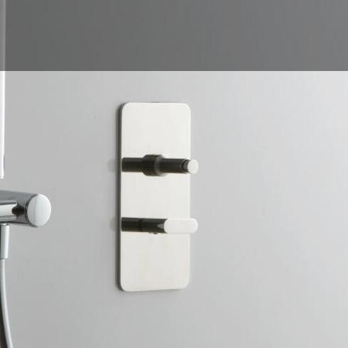 Pao Spa | 2-Wege Unterputzmischer | chrom