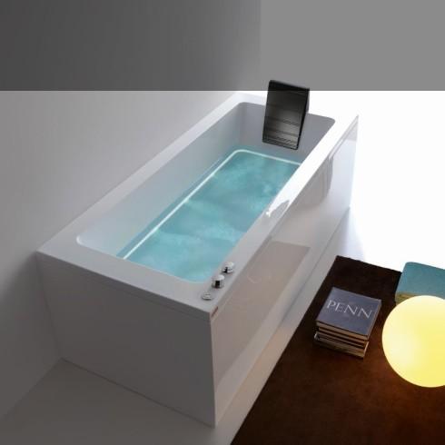 Freistehende Badewanne Whirlpool System : Whirlpool-Badewanne Dream