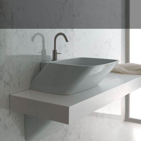 axa aufsatzwaschbecken serie 138 design romano adolini. Black Bedroom Furniture Sets. Home Design Ideas