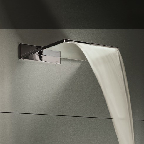 fantini schwallbrause milano schwallbrause kopfbrause wasserfall von franco sargiani. Black Bedroom Furniture Sets. Home Design Ideas