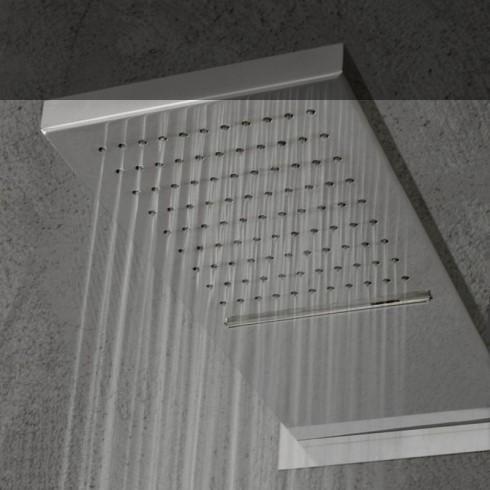 wandmontierte regenbrause von treemme mit. Black Bedroom Furniture Sets. Home Design Ideas