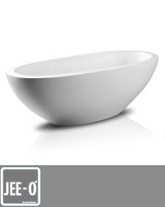 Badewanne Moloko | DADOquartz | weiß | 178x79cm