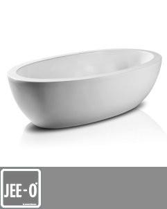 Badewanne Angela | DADOquartz | weiß | 170x92cm