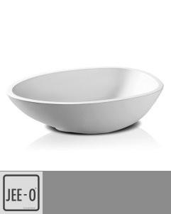 JEE-O | Aufsatzwaschschale Elaine | 58x38cm | aus DADOquartz