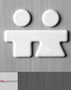 YOU&ME Türschild Unisex-WC