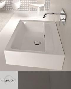 waschtisch ohne hahnloch mit unterschrank hb28 hitoiro. Black Bedroom Furniture Sets. Home Design Ideas