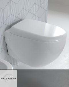 Wand-WC Serie ABC | Soft Close Sitz