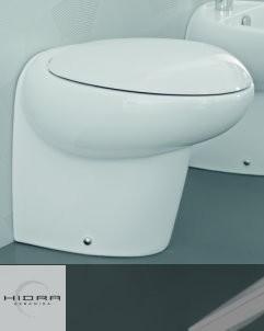 Hidra Ceramica  Stand-WC Tao | weiß | Design: Carlo Urbinati
