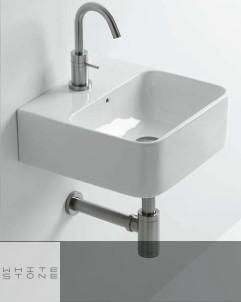 Waschbecken Normal 02C | wandhängend installiert