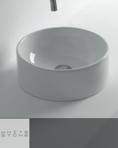 Waschbecken Normal 03S | aufgesetzt installiert