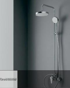 Armaturen dusche  Aufputz - Duschen - Armaturen - Bad-Objekte