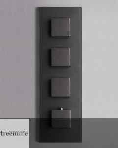 Unterputzmischer | 7294XQ | schwarz (NN)