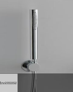 Hedo | Handbrauseset mit Wandanschluss