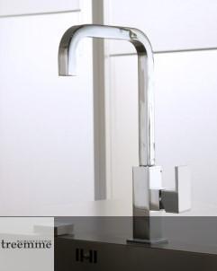 Treemme | Küchenarmatur | Serie X-Change | Griff: Serie Q | chrom