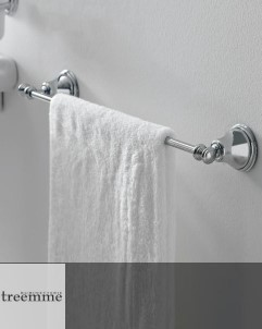 Handtuchstange | Treemme Serie 8200 | chrom