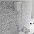 Wand-Spülkasten Ellade mit hohem Spülrohr