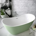 Banos10 | Badewanne Vela | bicolor | Acryl Polyester
