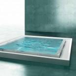 Skimmer-Whirlpool Fusion 230 | Gruppo Treesse | Überlaufbadewanne mit Ghost System | Version 2013