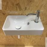 Handwaschbecken Savon | Messe Cersaie