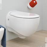 Art Ceram   Wand-WC Blend   weiß
