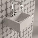 Loft | LO32 | Handwaschbecken | 32x27cm