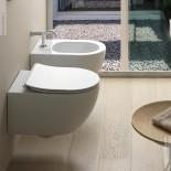 GSG   Wand WC   Serie Like   Soft Close WC-Sitz Slim Quick Release