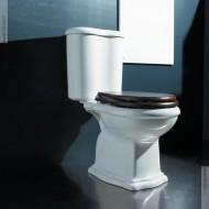 Spülkasten-WC Contea