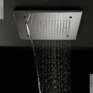 Regendusche / Wasserfall 50x50
