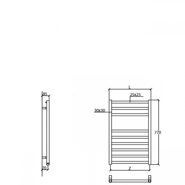 scirocco wandheizk rper quadro elektrisch oder. Black Bedroom Furniture Sets. Home Design Ideas