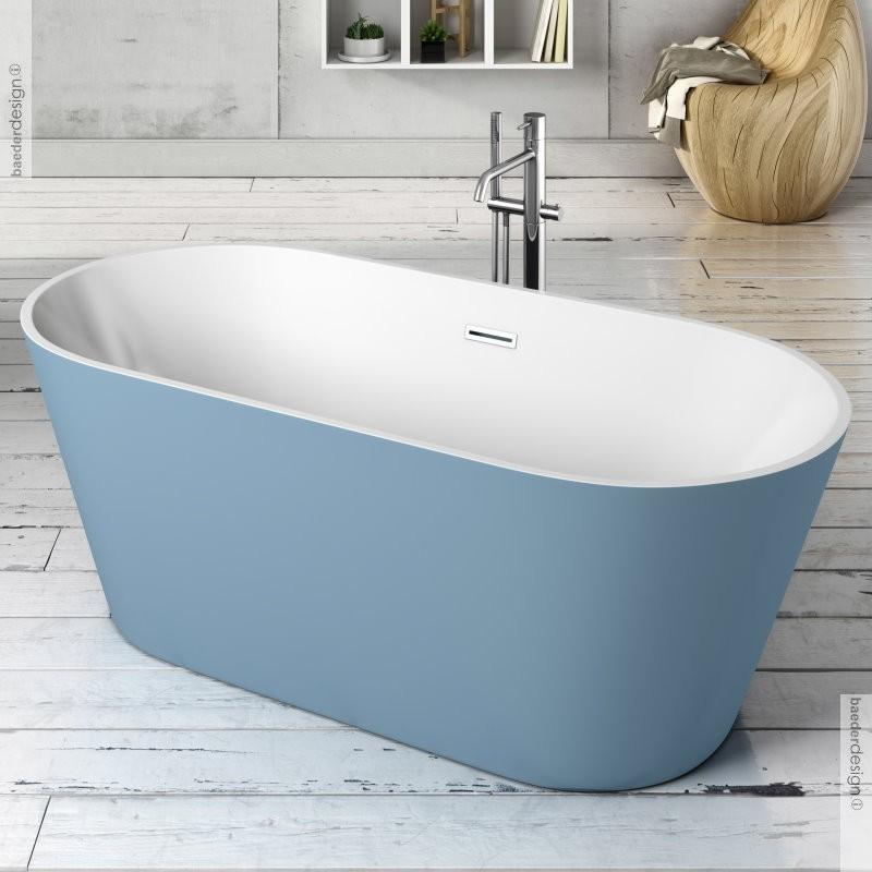 banos10 freistehende badewanne van aus verst rktem acryl 170cm oder 150cm. Black Bedroom Furniture Sets. Home Design Ideas
