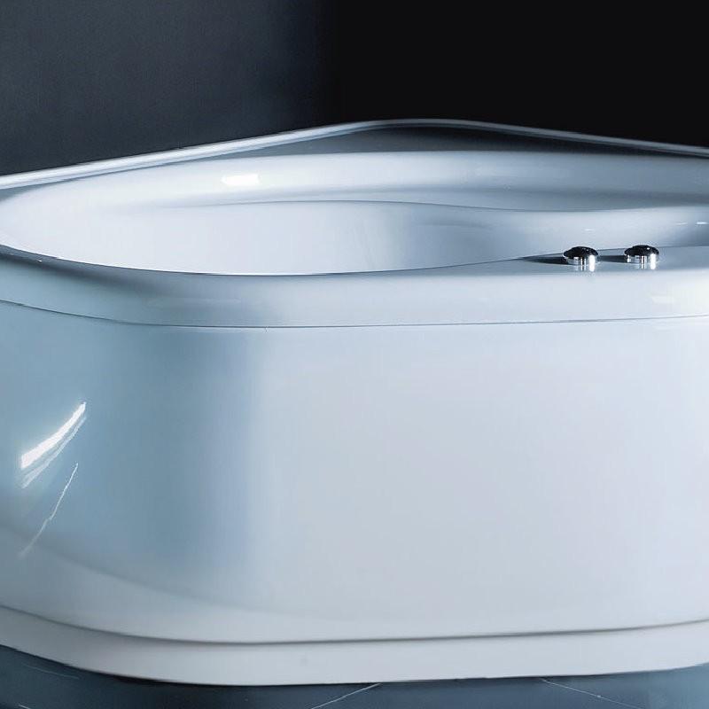 gruppo treesse eckbadewanne aurora 120x120. Black Bedroom Furniture Sets. Home Design Ideas