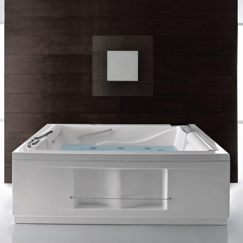 gruppo treesse badewanne bis f r 2 personen 190x150cm. Black Bedroom Furniture Sets. Home Design Ideas