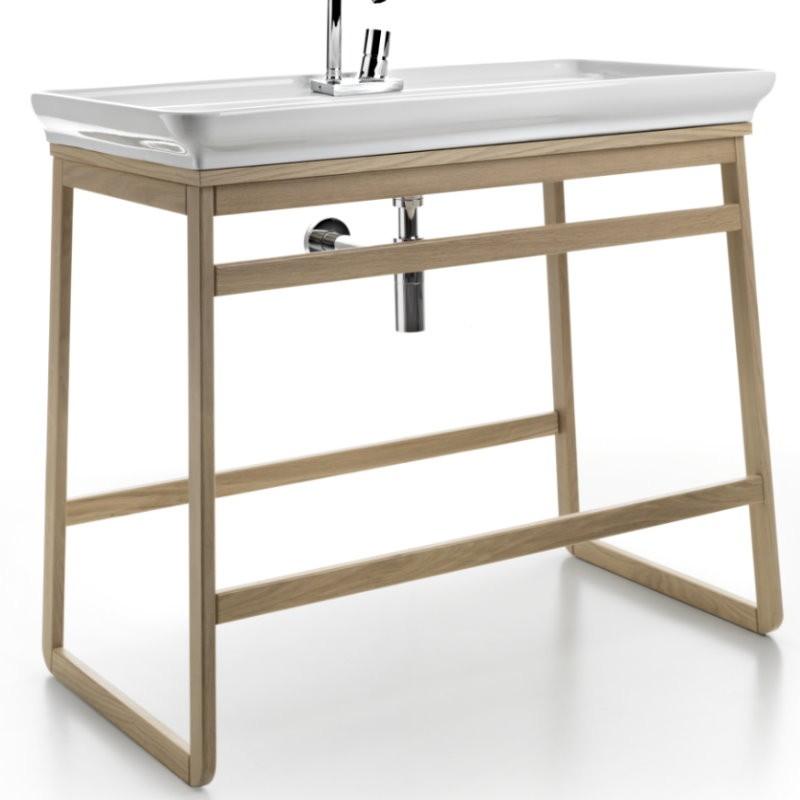 art ceram waschtisch untergestell slitta 97x53x78. Black Bedroom Furniture Sets. Home Design Ideas