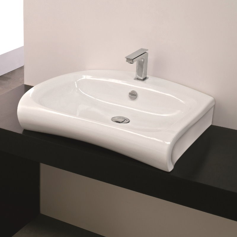 aufsatzwaschbecken mit hahnloch aufsatzwaschbecken oval mit unterschrank waschtisch mit. Black Bedroom Furniture Sets. Home Design Ideas