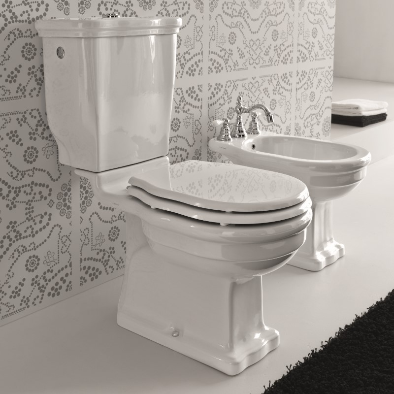 wc sitz ellade wahlweise mit soft close funktion f r alle wc der ellade serie von hidra ceramica. Black Bedroom Furniture Sets. Home Design Ideas