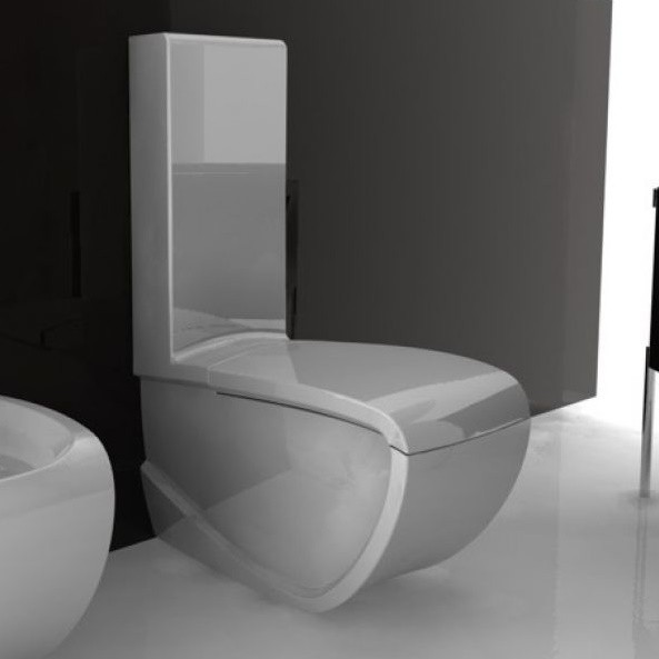 hidra stand wc mit sp lkasten hi line design paolelli meneghello. Black Bedroom Furniture Sets. Home Design Ideas