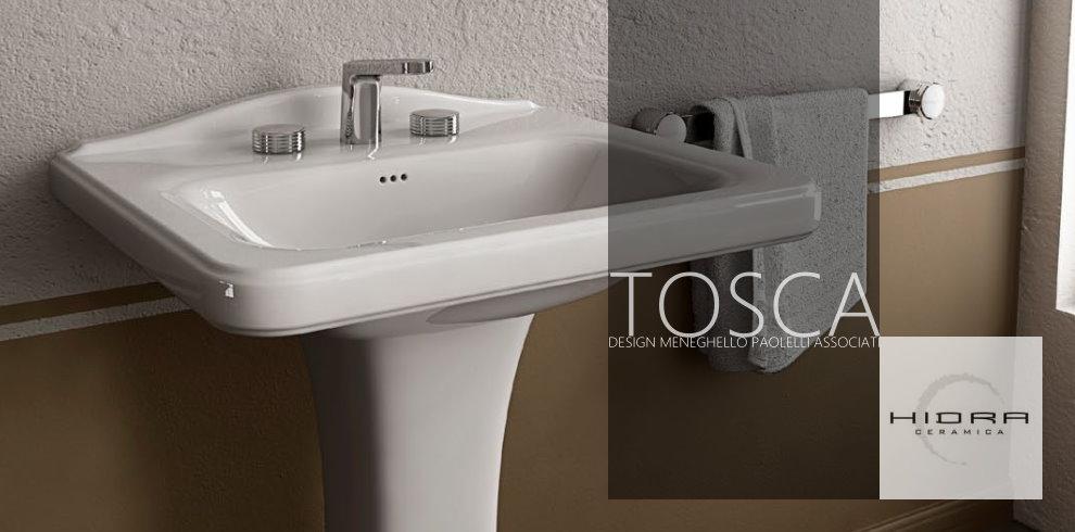 Hidra | Keramikserie Tosca | Design Meneghello Paolelli Associati