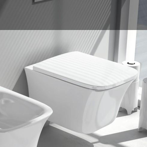 Cow | Wand WC | weiß