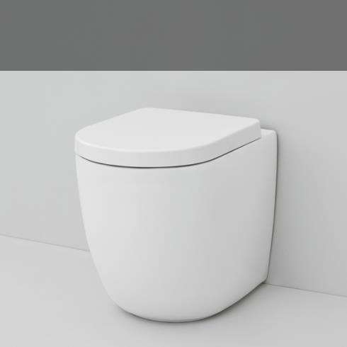 Art Ceram | Serie File | bodenstehendes WC
