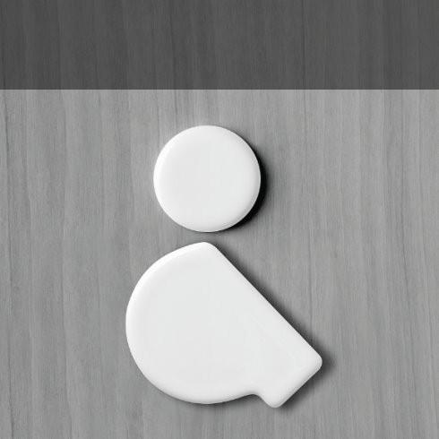 YOU&ME Türschild behindertengerechtes WC