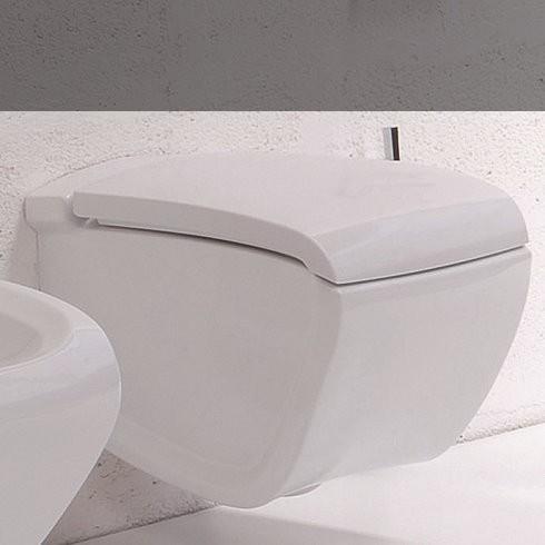 Hi-Line   Wand-WC   weiß glänzend
