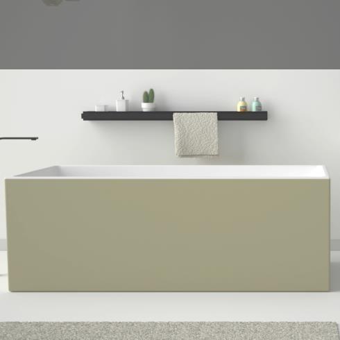 GSG | Badewanne Venus | color/weiß | 170x75