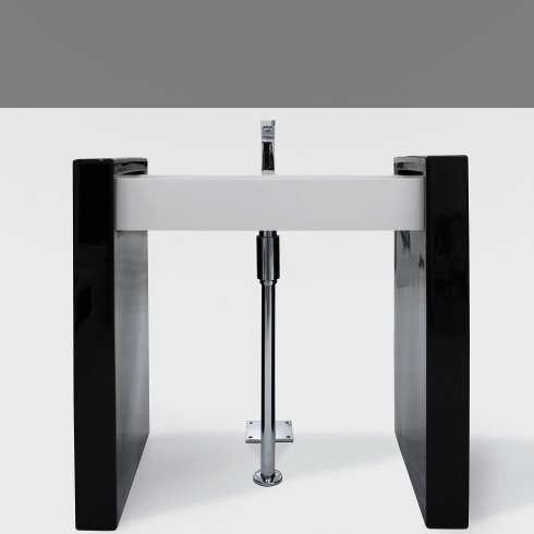 Waschtischsäule Box | 80cm | freistehend